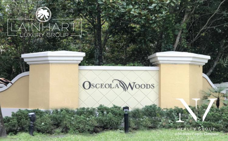 Osceola Woods Homes for Sale